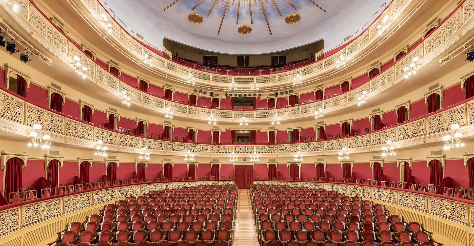 Història del Teatre Fortuny